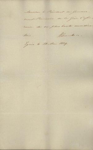 Πρωτόκολλο Λονδίνου 1829 σελ.5