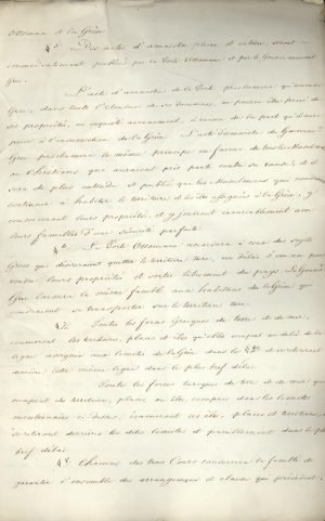 London Protocol, February 3rd 1830 Page 3