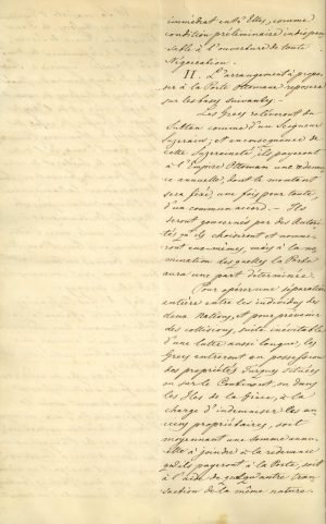 Copy of the Treaty of London 1827 between the three Great Powers (United Kingdom, France, Russia) Page 5