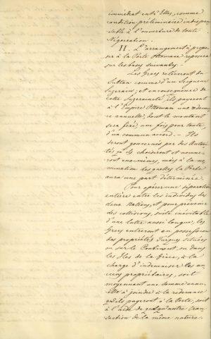 Αντίγραφο της Συνθήκης του Λονδίνου μεταξύ των τριών Μεγάλων Δυνάμεων (Ηνωμένου Βασιλείου, Γαλλίας, Ρωσίας) σελ. 5