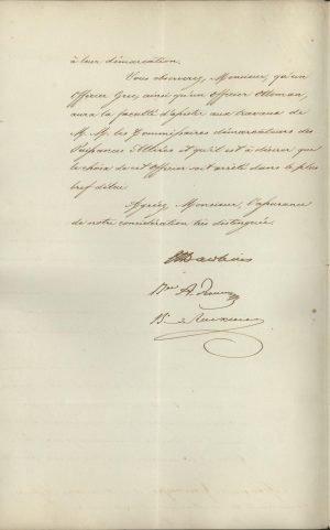 Συνθήκη (Διακανονισμός) της Κωνσταντινούπολης 1832, σελ. 2