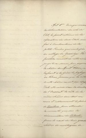 Treaty (Arrangement) of Constantinople, July 21st 1832, Page 5