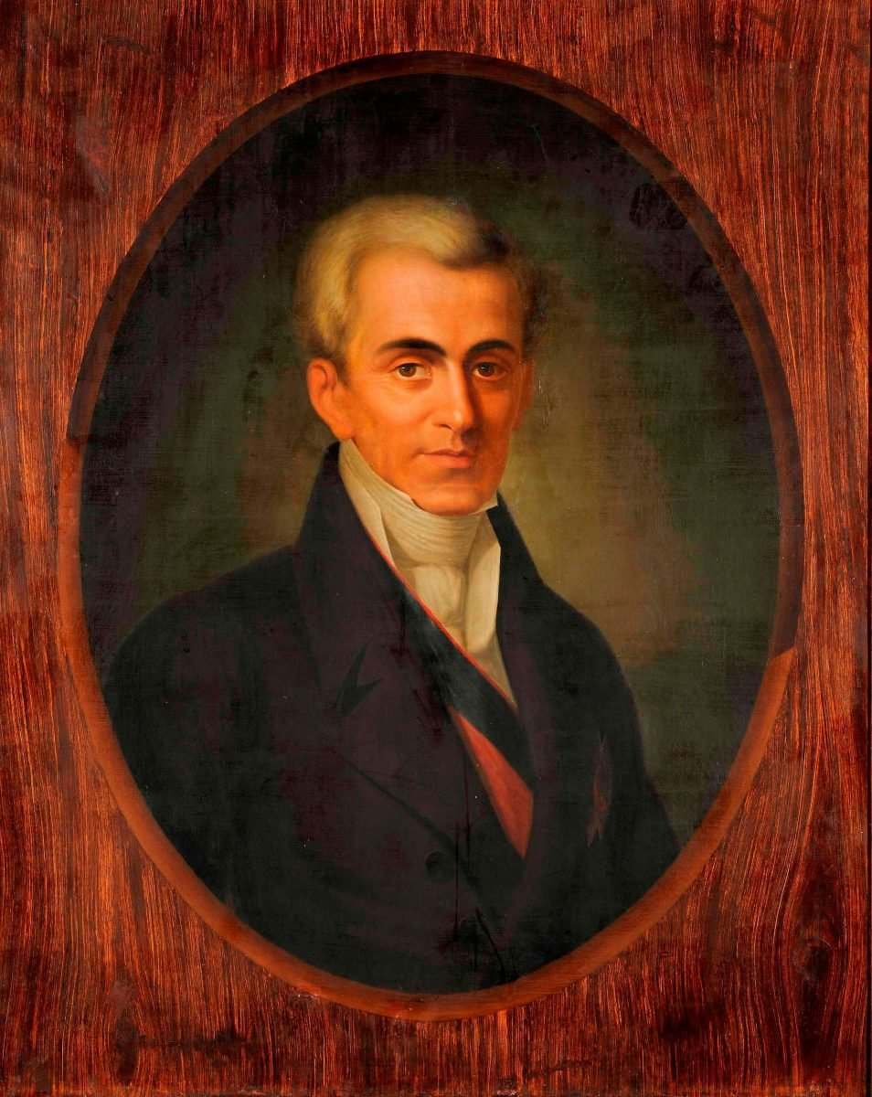Ioannis Kapodistrias (1776-1831) The first Governor of Greece