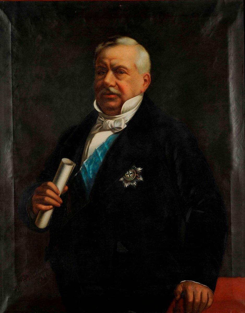Spyridon Trikoupis (1788-1873)