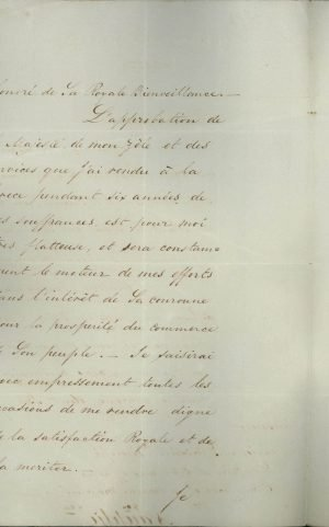 The Regency officially (re)appointed Thomas McGill as Consul of Greece in Malta by Decree Page 2