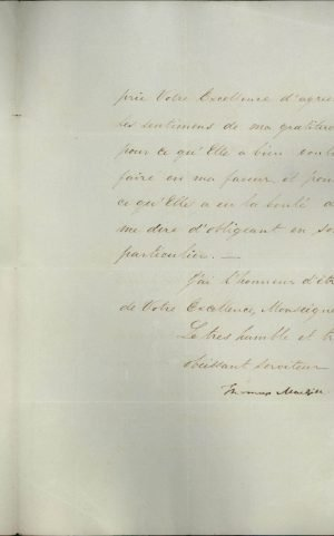 The Regency officially (re)appointed Thomas McGill as Consul of Greece in Malta by Decree Page 3