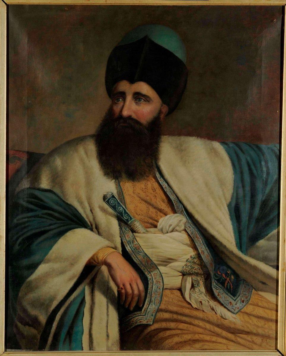 Μιχαήλ Σούτσος (1784-1864) Πηγή: Εθνικό Ιστορικό Μουσείο, Αθήνα